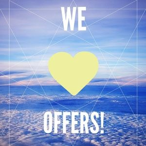 Other - 😍IN LOVE WITH OFFERS!!🥰